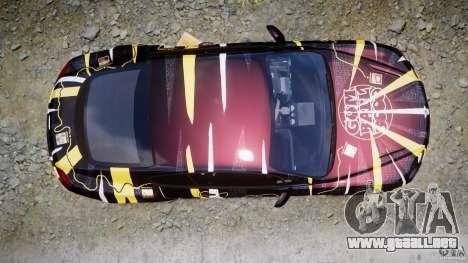 Bentley Continental SS 2010 Gumball 3000 [EPM] para GTA 4 interior