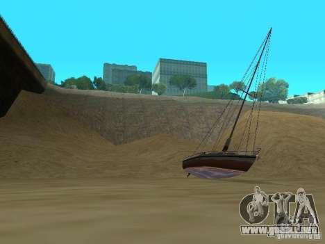 Sequía para GTA San Andreas