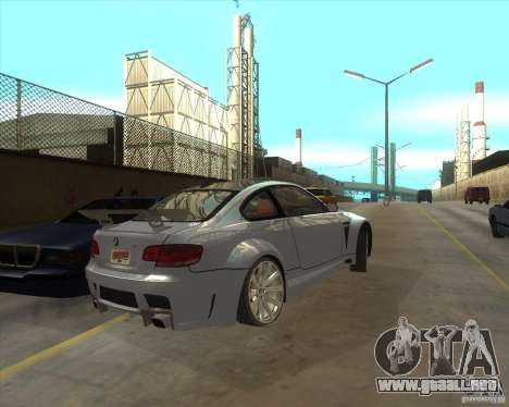 MOD de Jyrki para GTA San Andreas twelth pantalla