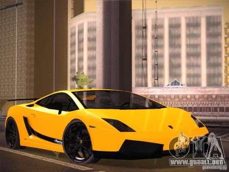 Orange ENB by NF v1 para GTA San Andreas