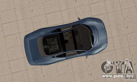 Jaguar XJ220 para la visión correcta GTA San Andreas