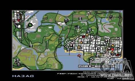 Welcome to AKINA Beta3 para GTA San Andreas séptima pantalla