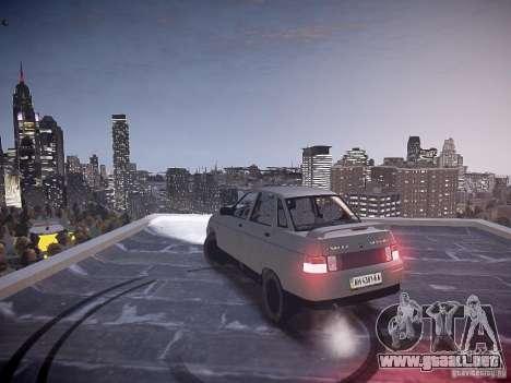 VAZ-21103 para GTA 4 visión correcta