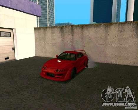 Toyota Supra from MW para GTA San Andreas