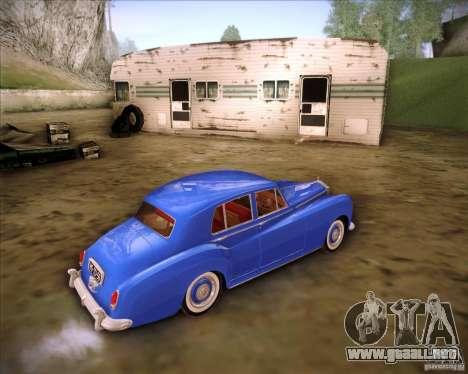 Rolls Royce Silver Cloud III para GTA San Andreas left