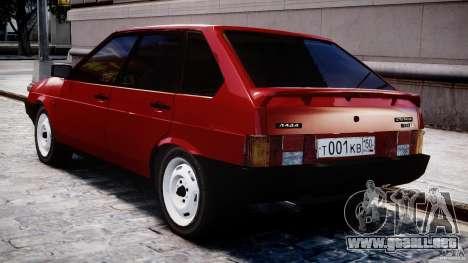 Vaz-21093i para GTA motor 4