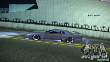 Elegy Skyline para GTA San Andreas left