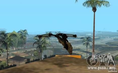 Ballesta para GTA San Andreas segunda pantalla