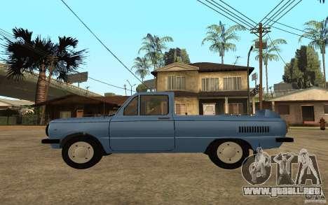 ZAZ: 968 M para GTA San Andreas left