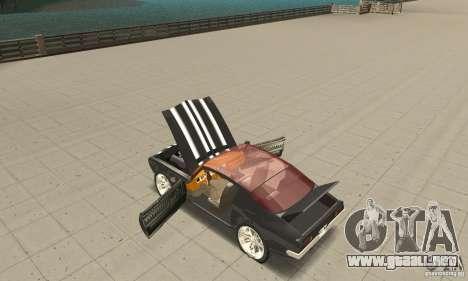 Pontiac Flamingo para visión interna GTA San Andreas