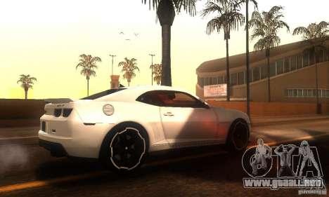 ENB by rybamolot para GTA San Andreas tercera pantalla