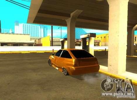 Vaz-2112 coche Tuning para la visión correcta GTA San Andreas