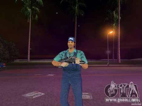 Pak domésticos armas para GTA Vice City quinta pantalla