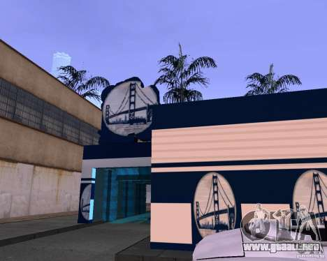 Relleno de Liberty City para GTA San Andreas segunda pantalla