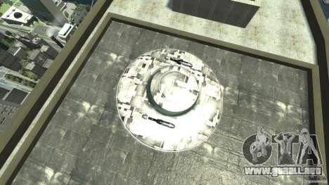 UFO ufo textured para GTA 4 visión correcta