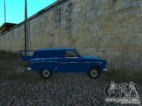 Moskvich 429 para GTA San Andreas left