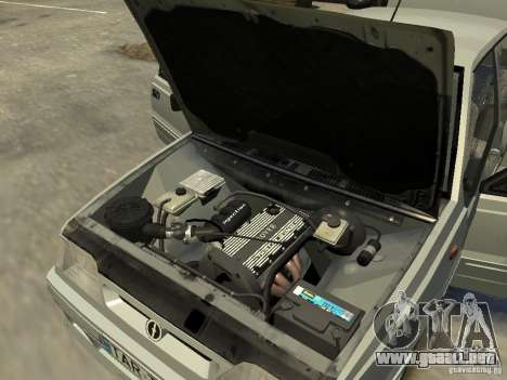 FSO Polonez para GTA 4 visión correcta