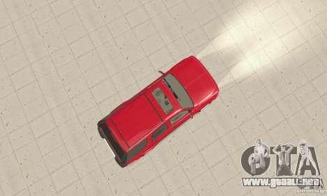 Chevrolet Tahoe 1992 para la visión correcta GTA San Andreas