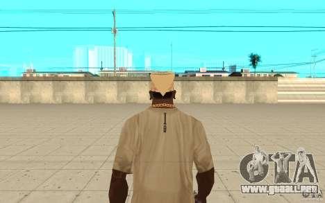 Bandana yendex para GTA San Andreas tercera pantalla