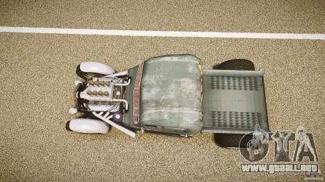 Ford Ratrod 1936 para GTA 4 visión correcta