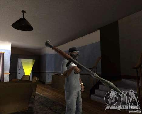 RPG 7 de Battlefield Vietnam para GTA San Andreas