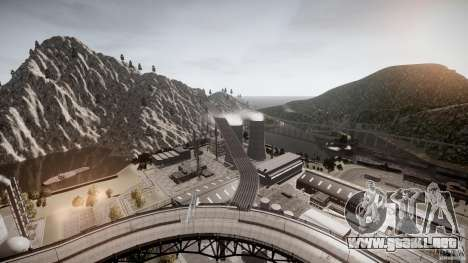 Liberty Green para GTA 4 sexto de pantalla