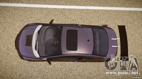 Honda Civic Si Tuning para GTA 4 visión correcta