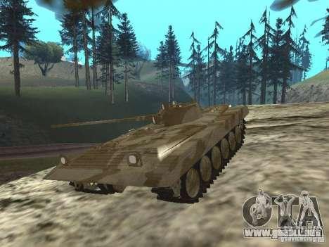BMP-2 de CGS para GTA San Andreas