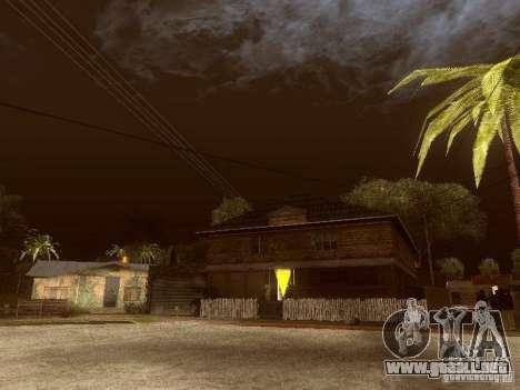 Atomic Bomb para GTA San Andreas décimo de pantalla