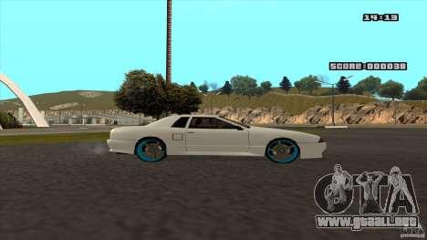 Drift Elegy by KaLaSh para la visión correcta GTA San Andreas