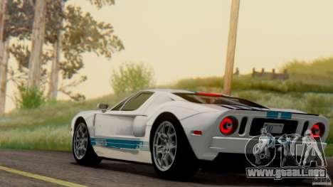 SA Beautiful Realistic Graphics 1.7 BETA para GTA San Andreas tercera pantalla