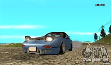 Nissan 240SX JDM para GTA San Andreas left