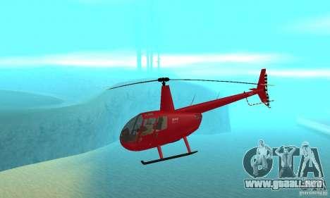 Robinson R44 Raven II NC 1.0 piel 1 para GTA San Andreas