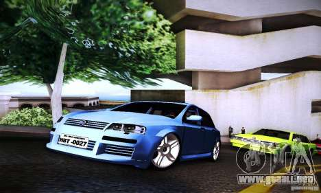 Fiat Stilo Abarth 2005 para GTA San Andreas