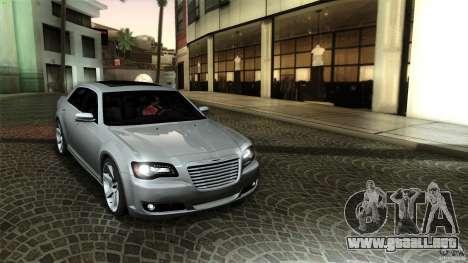 Chrysler 300C V8 Hemi Sedan 2011 para GTA San Andreas