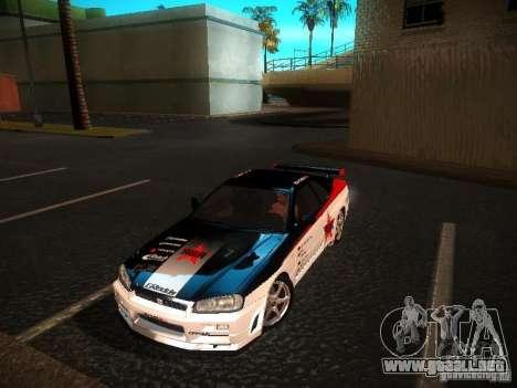 ENBSeries By Avi VlaD1k para GTA San Andreas sexta pantalla
