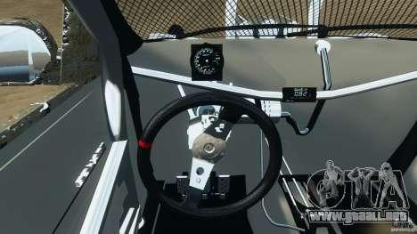 Chevrolet Tahoe 2007 GMT900 korch para GTA 4 vista desde abajo