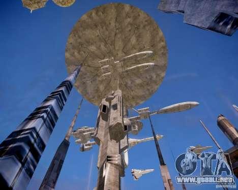 Stargate-Atlantis para GTA 4 tercera pantalla