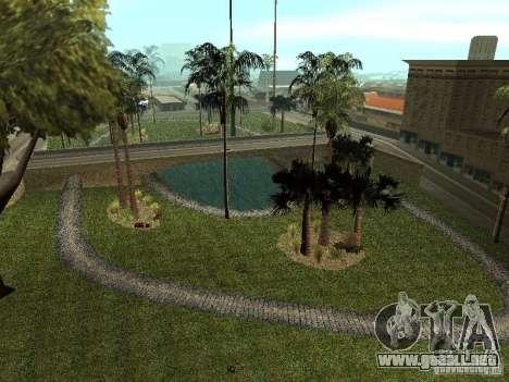 Glen Park HD para GTA San Andreas segunda pantalla