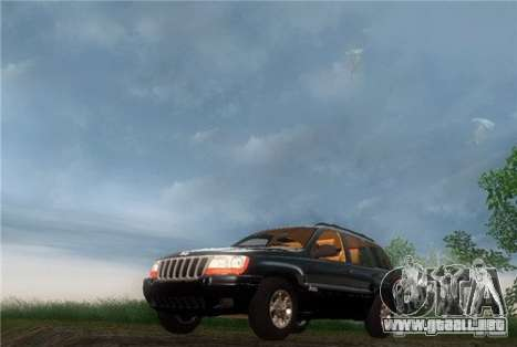Project Reality mod beta 2.4 para GTA San Andreas quinta pantalla