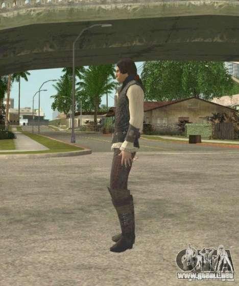 Assassins skins para GTA San Andreas tercera pantalla