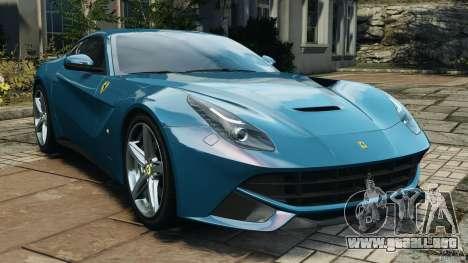Ferrari F12 Berlinetta 2013 [EPM] para GTA 4