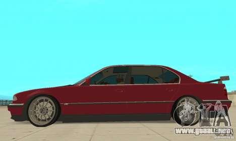 DRIFT CAR PACK para GTA San Andreas sucesivamente de pantalla