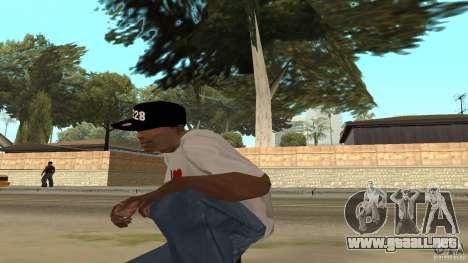 Cap 228 para GTA San Andreas tercera pantalla
