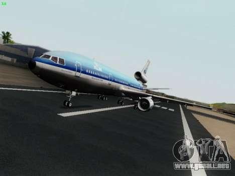 McDonell Douglas DC-10-30 KLM Royal Dutch para GTA San Andreas