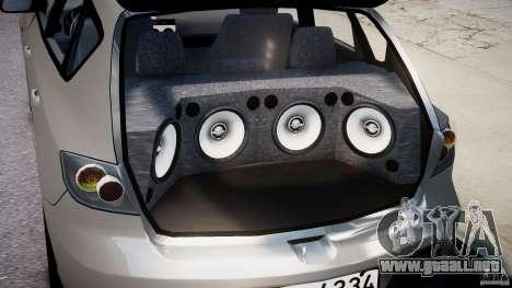 Mazda 3 2004 para GTA 4 interior