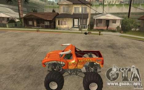 El Toro Loco para GTA San Andreas left