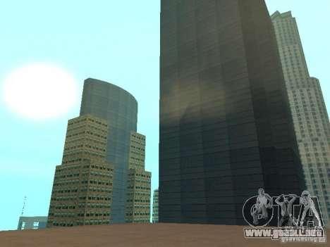 DownTown NEW para GTA San Andreas tercera pantalla