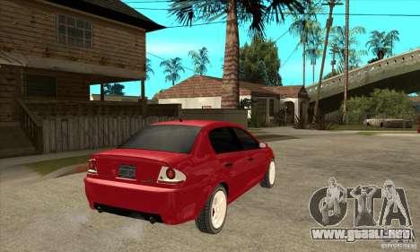 GTA IV Premier para la visión correcta GTA San Andreas