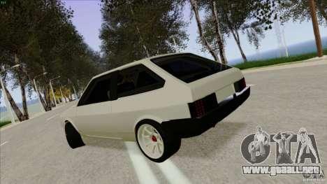 ВАЗ 2108 Sport para la visión correcta GTA San Andreas